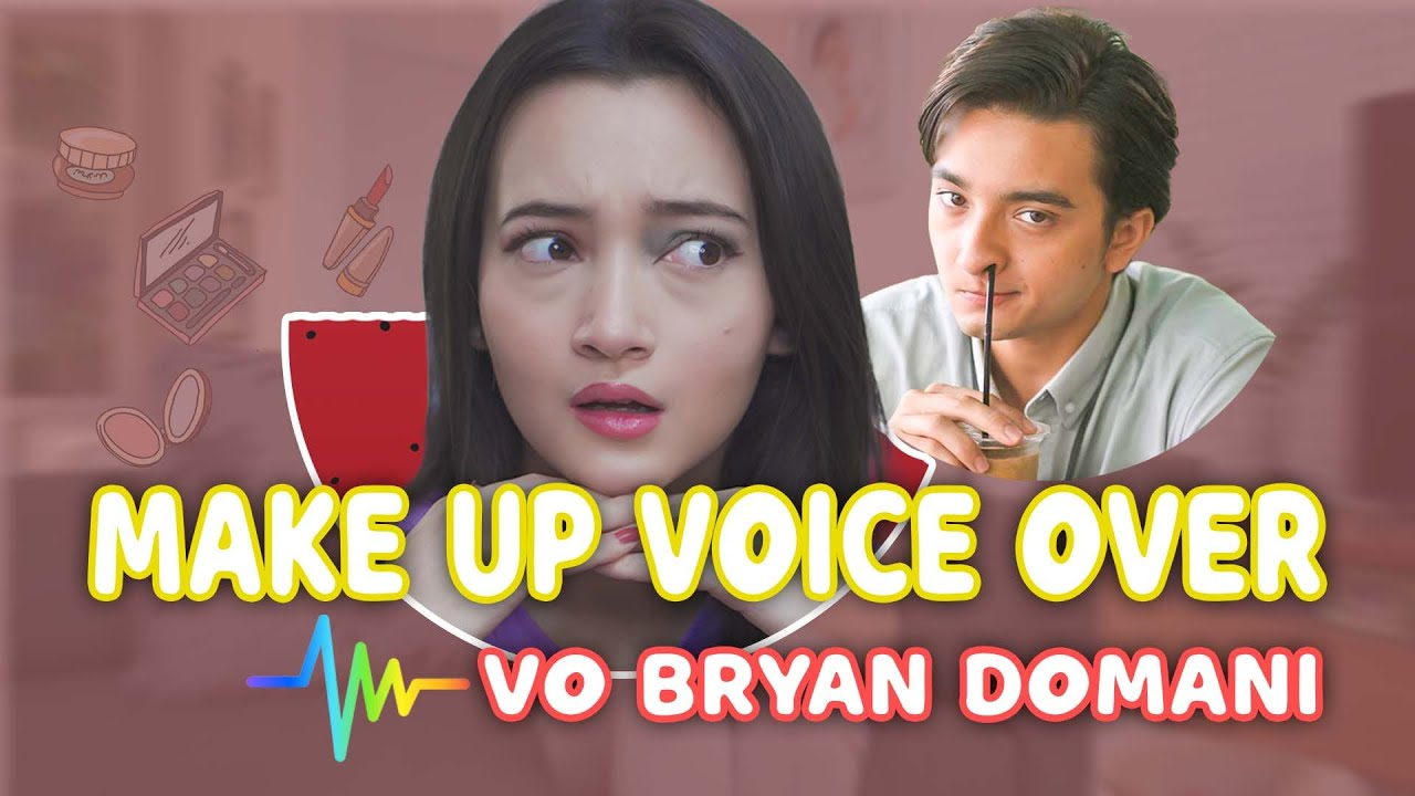 MY BROTHER DOES MY MAKE UP VOICE OVER (LUCU)