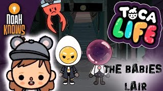 Toca Life: Minis (Toca Boca) ★ Gameplay Episode 16 ★ The Baby