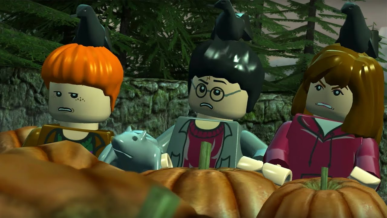 Lego Harry Potter Collection Trailer Switch Xbox One Youtube