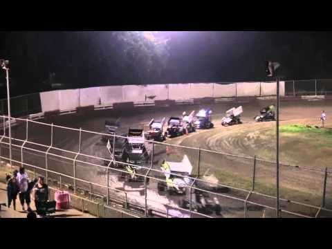 Giovanni Scelzi 7/26/13 Plaza Park Raceway Super 600 Main Event