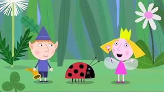 El Pequeño Reino de Ben y Holly El huevo perdido Capitulos Completos - Dibujos Animados