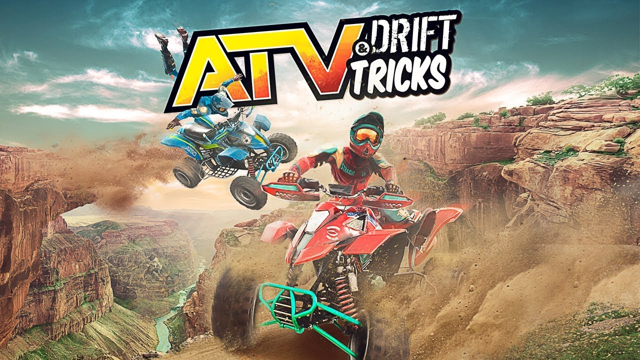 maxresdefault ATV Drift   Tricks Motor Oyununu Full İndir
