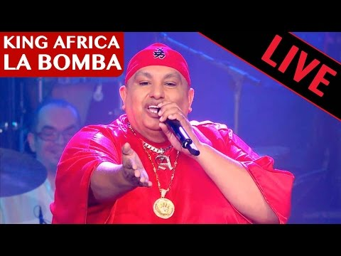 KING AFRICA  La Bomba   dans les années bonheur