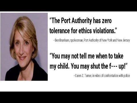 Port Authority ethics chairwoman Caren Turner resigned
