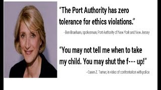 Port Authority ethics chairwoman Caren Turner resigned
