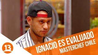 Ignacio es evaluado   MasterChef Chile   Capítulo 11