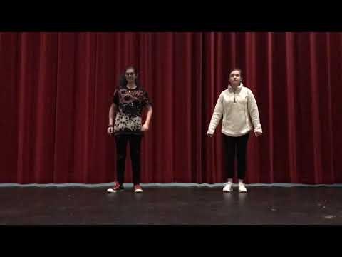Archer High School- High School Musical Audition Dance