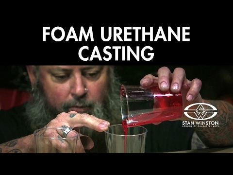 How to Make Horror Props: Foam Urethane Casting - FREE CHAPTER