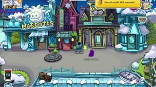 ¡Trucos de la Fiesta Frozen Fever en Club Penguin! - 2015