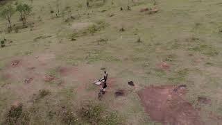 Drone - Instrução utilizando sonofletor (alto falante)