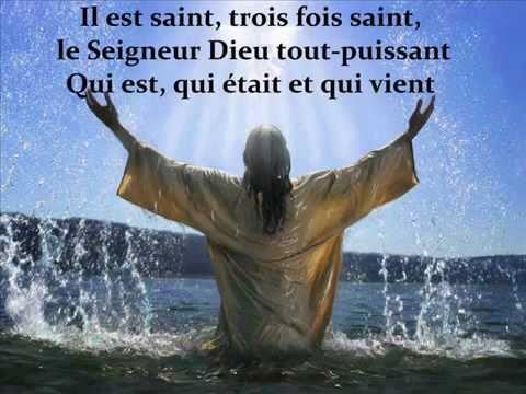 Chant de Révélation -Revelation Song (french)