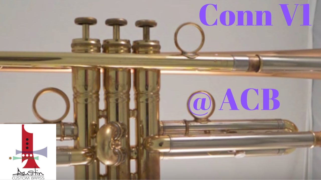 Conn Vintage One trumpet with Rose Brass Bell