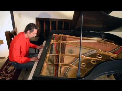 Scott Kirby Piano: Heliotrope Bouquet by Louis Chauvin and Scott Joplin