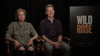 Tom Harper And Nicole Taylor Talk 'Wild Rose'