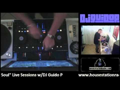 DJ Guido P - My Soul LIVE Housestationradio.com 2013-05-18