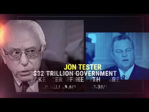 """Senate Leadership Fund: """"Sided"""" MT"""