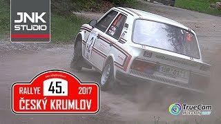 Rally Český Krumlov 2017 (HA)