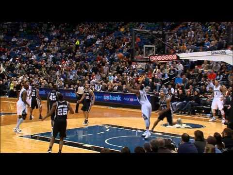 Derrick Williams   Minnesota Timberwolves [HD]