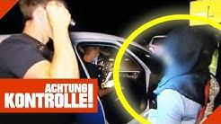 Geklauter Pass & Falsche Identität: Frau hintergeht Polizei 1/2   Achtung Kontrolle   Kabel Eins