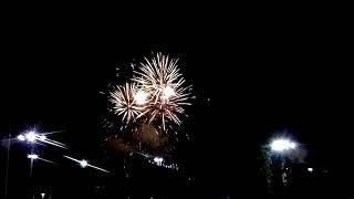 В Олимпарке Сочи-фестиваль фейерверков
