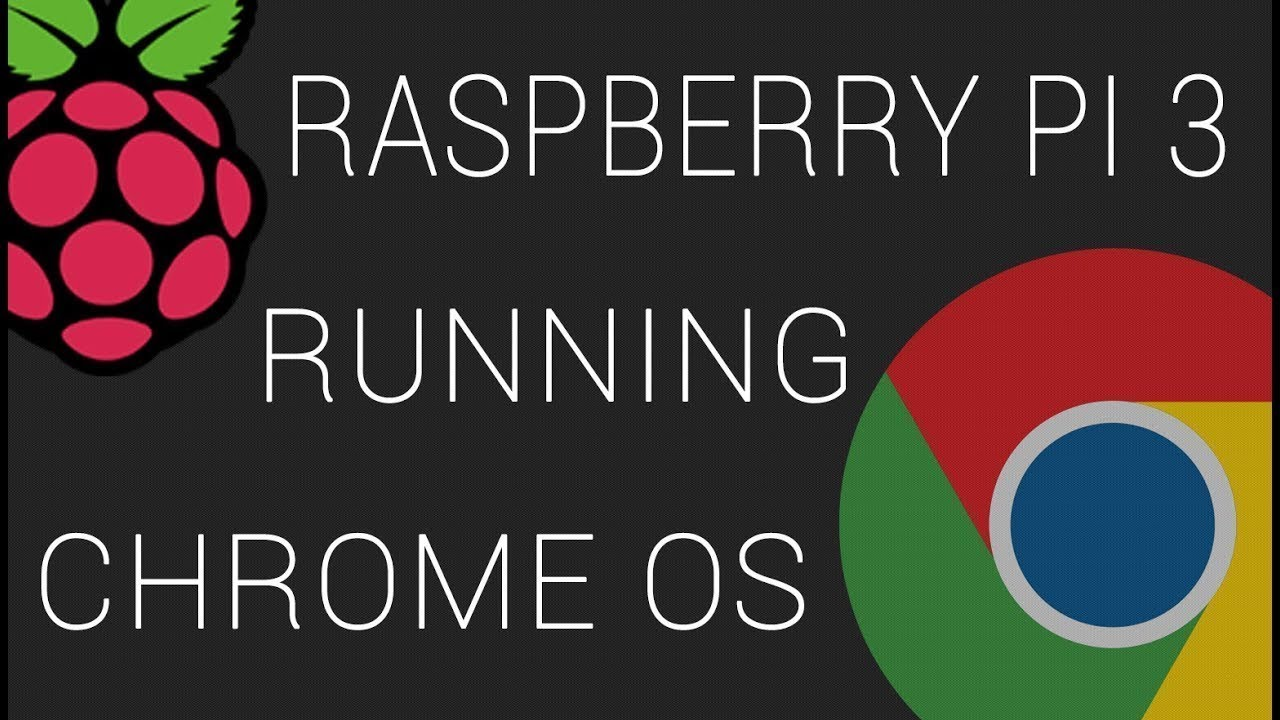 Running Chromium OS On Raspberry Pi 3🔥 Device Can Replace your Chromebook?