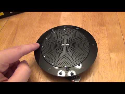 Jabra Speak 510 Wireless Bluetooth & USB Speakerphone Review