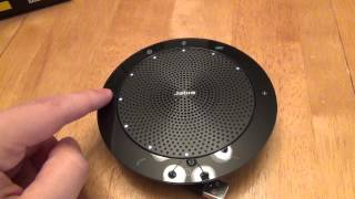 Jabra Speak 510 Wireless Bluetooth & USB Speakerphone Review