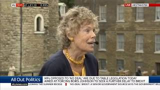 Kate Hoey MP discusses why she'll be voting against the legislation that would delay Brexit