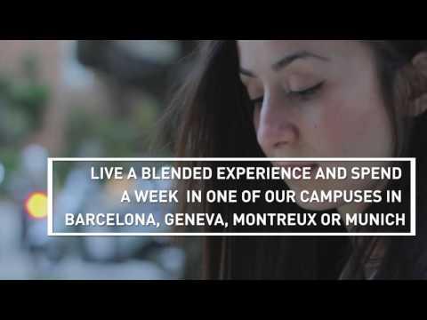 Online Programs | EU Business School