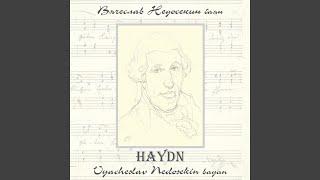Flötenuhr in C Major, Hob. XIX:24 (Arr. by Vyacheslav Nedosekin)