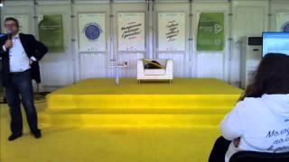 """17 августа 11:40 Жёлтый шатёр  Образовательная     программа """"Финансы"""""""