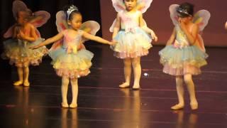 Celine May 2014 Dance Recital