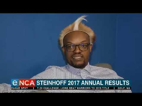 Steinhoff to publish its 2017 annual results
