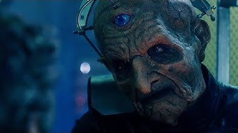 Davros Opens His Eyes | The Witch's Familiar | Doctor Who