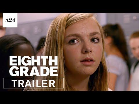 Eighth Grade   Official Trailer HD   A24