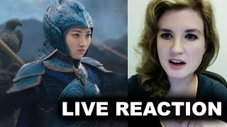 The Great Wall Trailer 2 Reaction