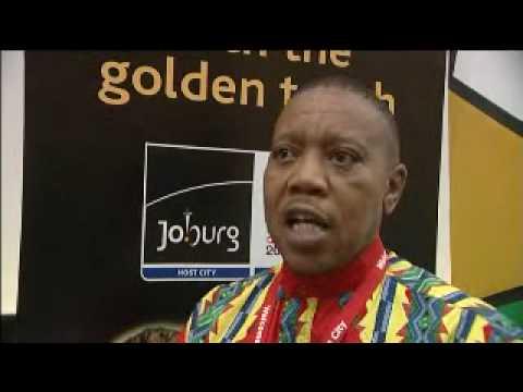 Mvuzo Mbebe, Group Executive, SABC @ INDABA 2009