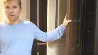 видео Ламинированные двери: что это такое, лучше ли они, чем шпонированные, фото и отзывы
