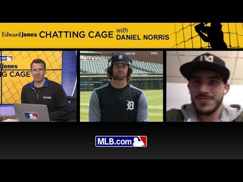 Chatting Cage: Daniel Norris answers fans' questions