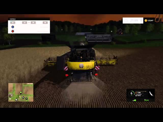 Fs 17 Wood Chips For The Train V 01 Farming Simulator 2015