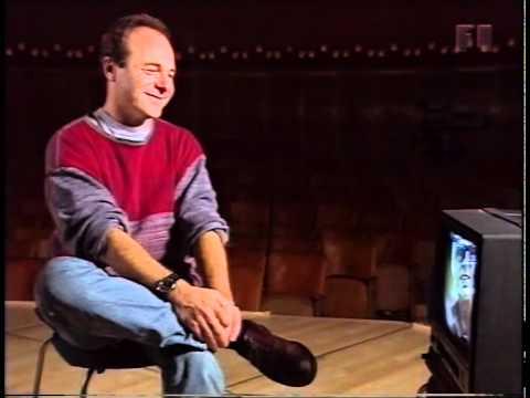 Morten Zeuthen portrait (1994) playing Nørgaard and interview about Paul Tortelier