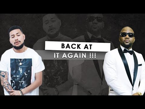 Are AKA and Cassper Nyovest firing jabs at each other again  TuskoD Vlogs