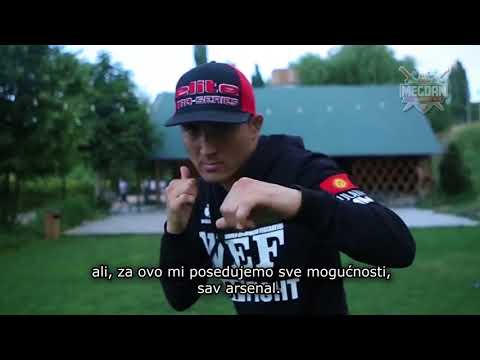 Samat Asian Tiger Emilbekov za Megdan!