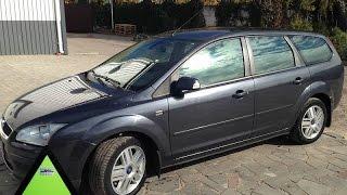 Продажа АВТО ФОРД Фокус Ford Focus Ghia 2 0 2007 Тест драйв