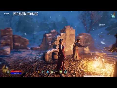 Ashes of Creation: New Open World MMORPG 2018 Developer Walkthrough