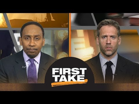 Stephen A.: No one is expecting LeBron James to beat Warriors in NBA Finals | First Take | ESPN