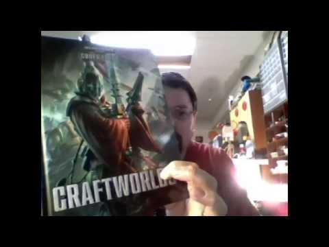 Warhammer 40k eldar craftworlds codex pdf