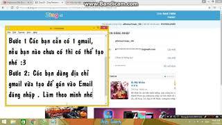 Hướng dẫn thay đổi Email bảo vệ ''khi chưa xác nhận'' trên zingme