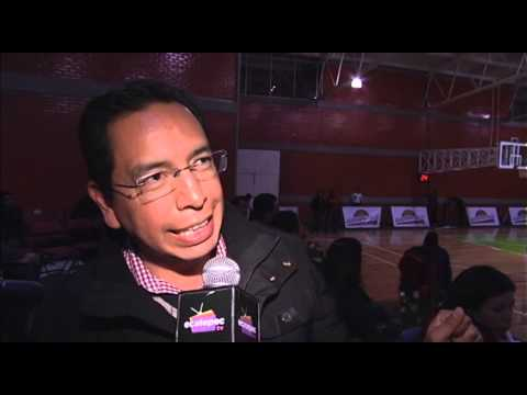 Disfrutan ecatepequenses partido de Liga Nacional de Baloncesto