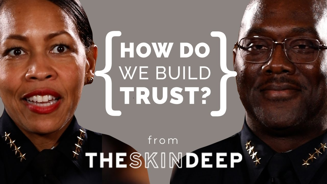 What It's Like Being A Black Police Chief in America | {THE AND} Sekou & Bisa